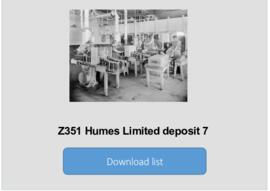 Humes Limited deposit 7